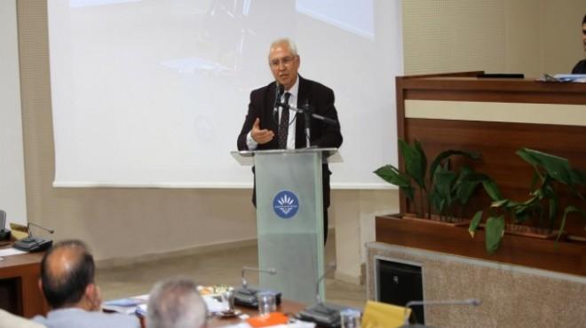 Karabağlar Meclisi'nde 'Dila Koyurga' tartışması!