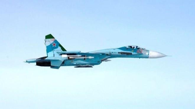 Karadeniz'de Rus savaş uçağı düştü!