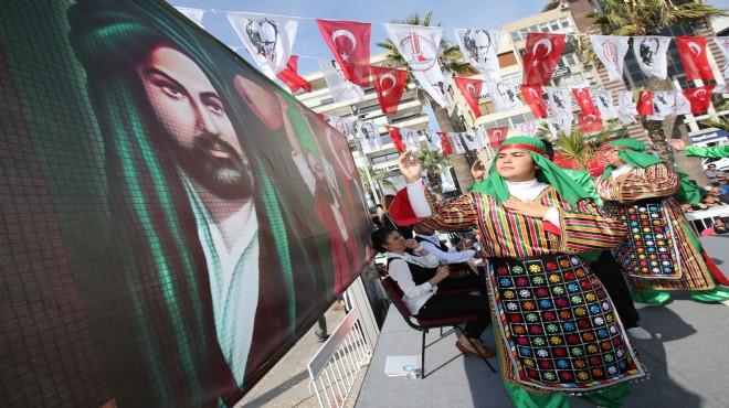 Karşıyaka'da 10 bin kişilik 'aşure' buluşması