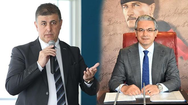 Karşıyaka'da ecrimisil krizi: Eski başkanı savcılığa şikayet etti!