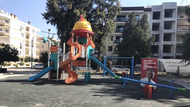 Karşıyaka'da park seferberliği