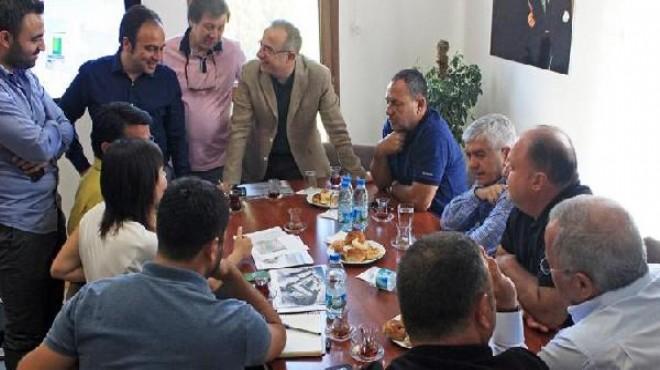 Karşıyaka'da stat zirvesi... Masada İzmir ruhu!