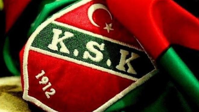 Karşıyaka'dan desteğe özel kombine
