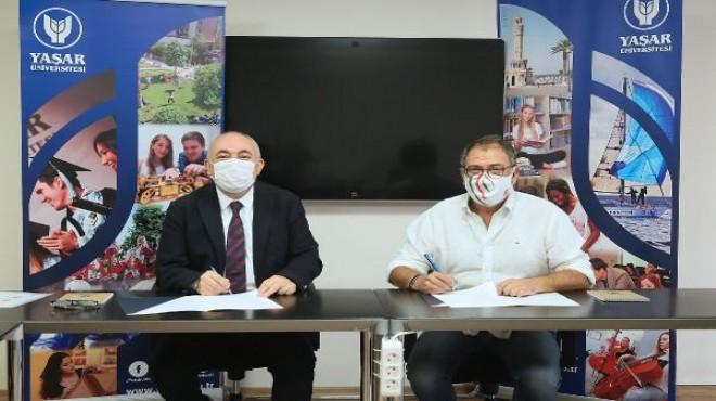 Karşıyaka filede Yaşar'la yine el ele!