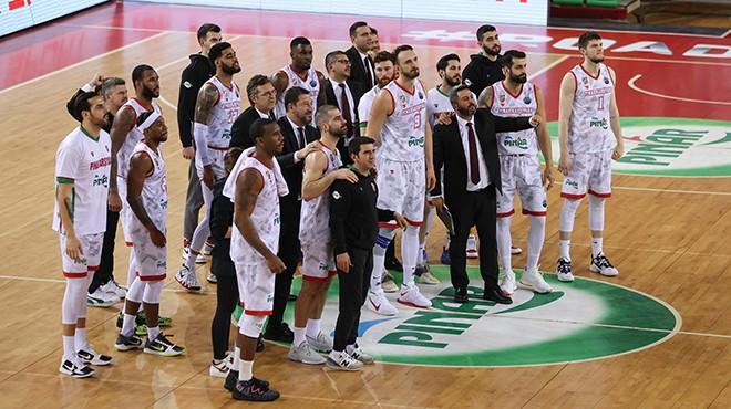 Karşıyaka gruptaki ilk maçında TOFAŞ'ı devirdi