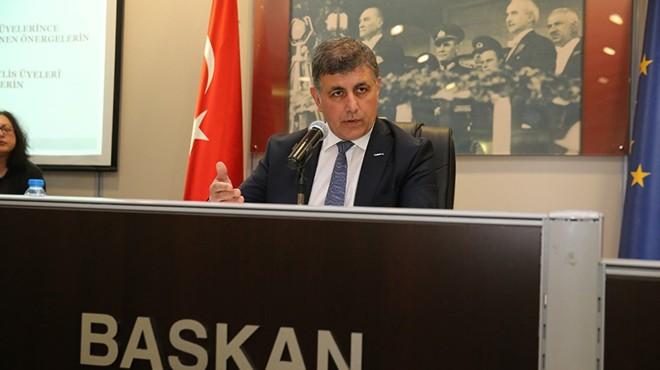 Karşıyaka meclisinde gündem içki ruhsatı: AK Parti'den ret!