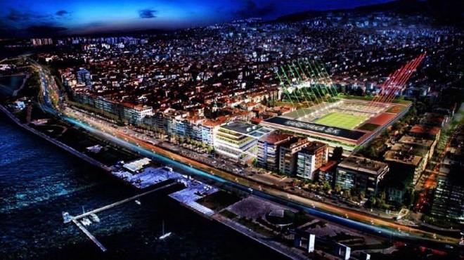 Karşıyaka Stadı ile ilgili mahkemeden flaş karar!