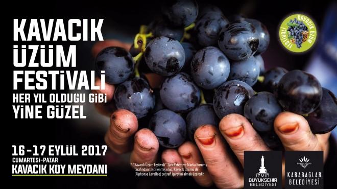 Kavacık, İzmir'i festivale bekliyor