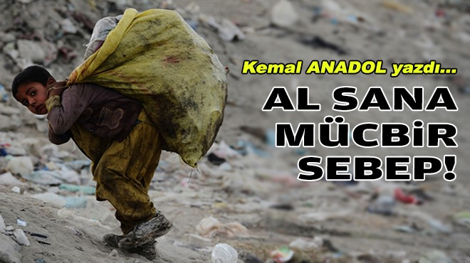 Kemal ANADOL yazdı... Al sana mücbir sebep!