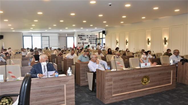 Kemalpaşa Belediye Meclisi'nde fikir birliği