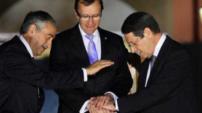 Kıbrıs müzakereleri yeniden başlıyor