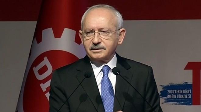 Kılıçdaroğlu'dan hükümete 'EYT' eleştirisi!