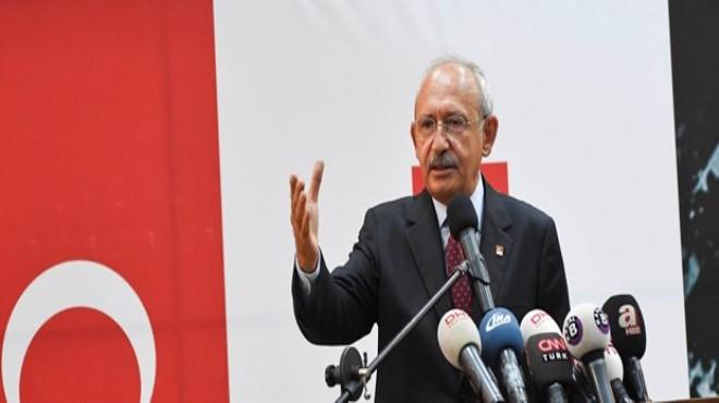 Kılıçdaroğlu'dan Zafer Çağlayan açıklaması