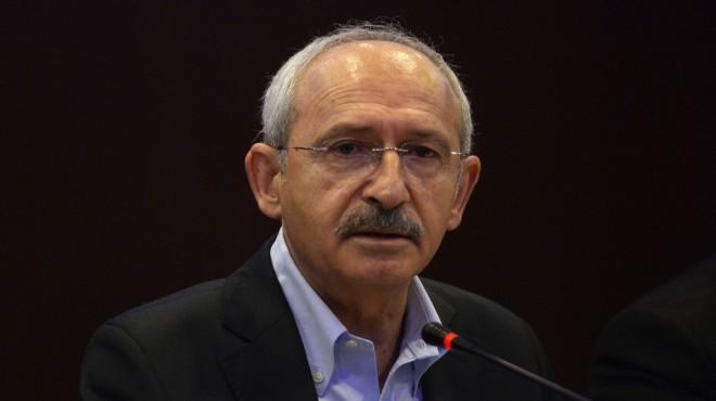 Kılıçdaroğlu: Baskın seçime hazırlıklıyız