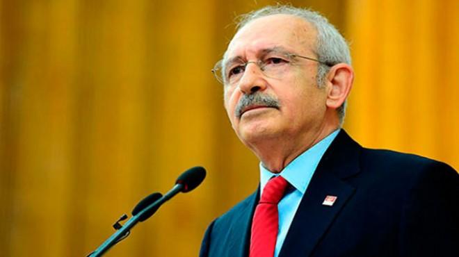 Kılıçdaroğlu'ndan liderlere bayram tebriği
