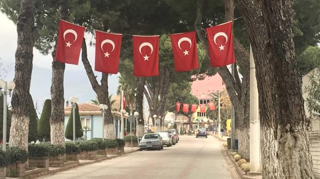 Kiraz'da Mehmetçik'lere anlamlı destek