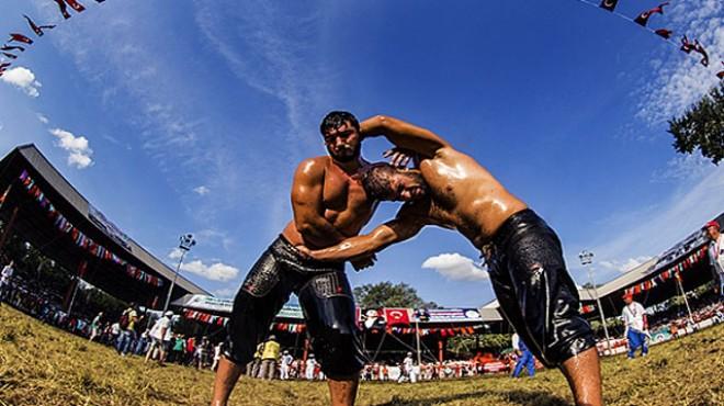 Kırkpınar güreşlerinin tarihi belirlendi