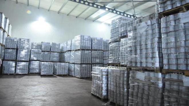 Kızılay, 1 milyon 100 bin et ve kıyma konservesini dağıtıyor