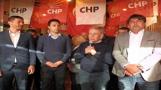 Kocaoğlu'ndan İzmir'e çağrı: 31 Mart'ta 'dur' deyin!