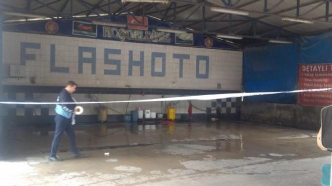 Konak'ta araç yıkama istasyonlarına kapatma!