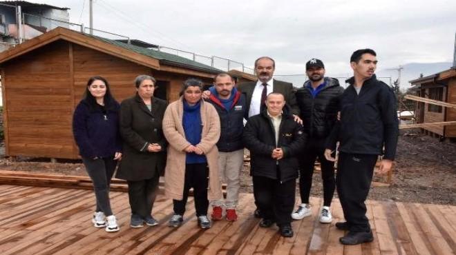 Konak'ta Engelsiz Yaşam Köyü için geri sayım