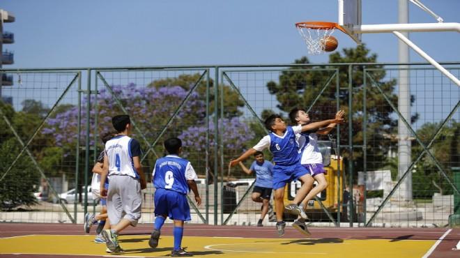 Konak'ta spor zamanı