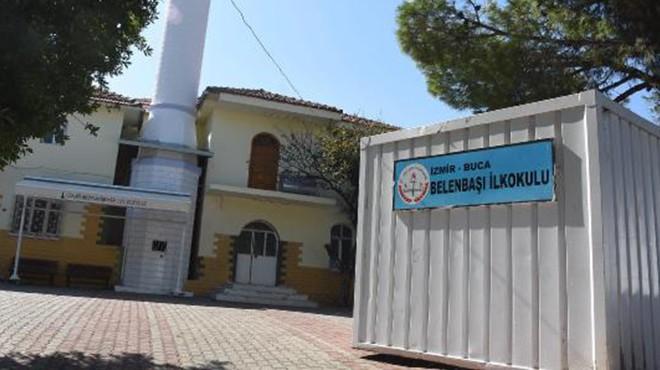 Konkordato eğitimi vurdu! İzmir'de ders zili konteynerde çaldı