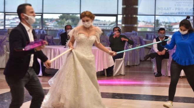 Korona tarifesi: En düşük düğün salonu 16 bin TL!