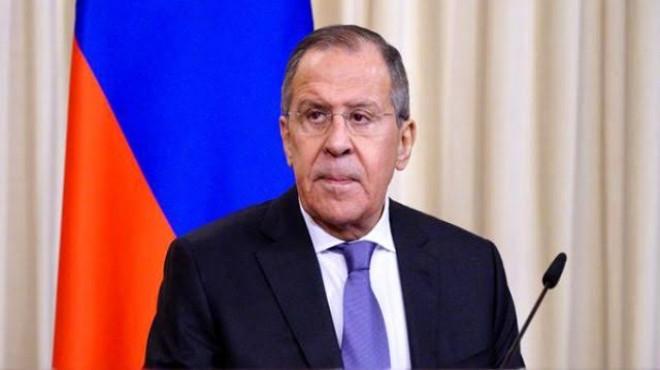 Lavrov: Türkiye'nin endişelerini anlıyoruz!