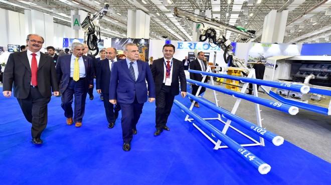 Maden sektörü İzmir'de buluştu: 3 yılda 2'ye katladı!