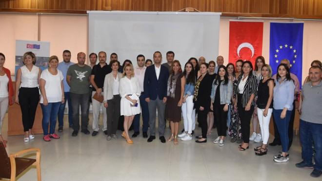Mahir Eller projesi İzmir'de farkındalık yarattı