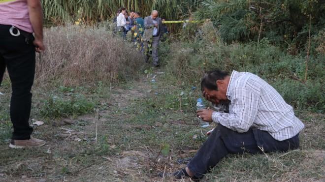 Manisa'da büyük acı... Babanın feryadı yürek yaktı...