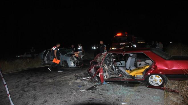 Manisa'da feci kaza: Henüz 12 yaşındaydı...