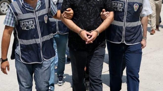 Manisa'da FETÖ'den 21 tutuklama