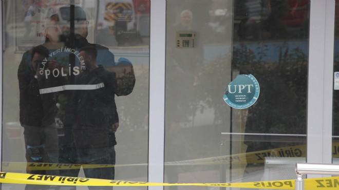 Manisa'da silahlı soygun dehşeti!