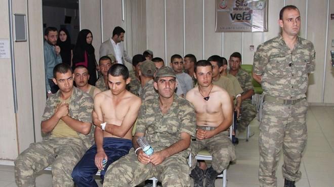 Manisa'daki zehirlenme davasında söz askerlerde: Kendileri bile o yemeği yemiyordu!