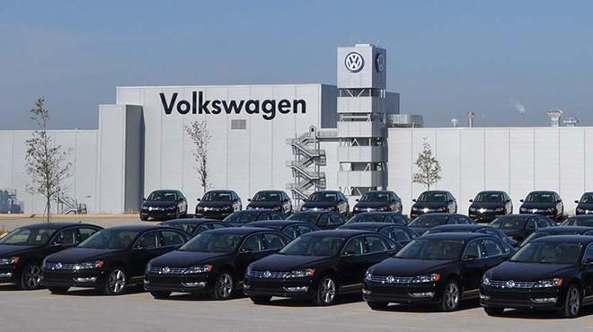 Manisa Volkswagen'e kilitlendi!