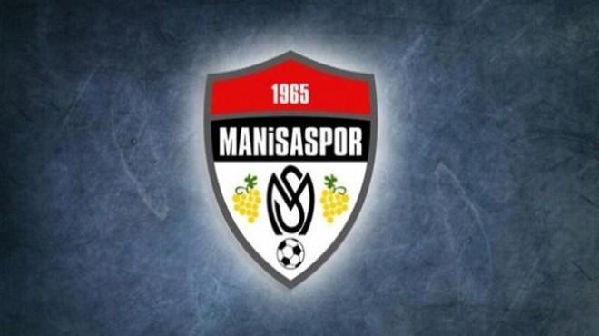 Manisaspor 13 futbolcu deniyor!