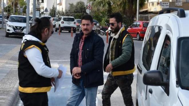 Marmaris'teki iğrenç olaya jet tutuklama!