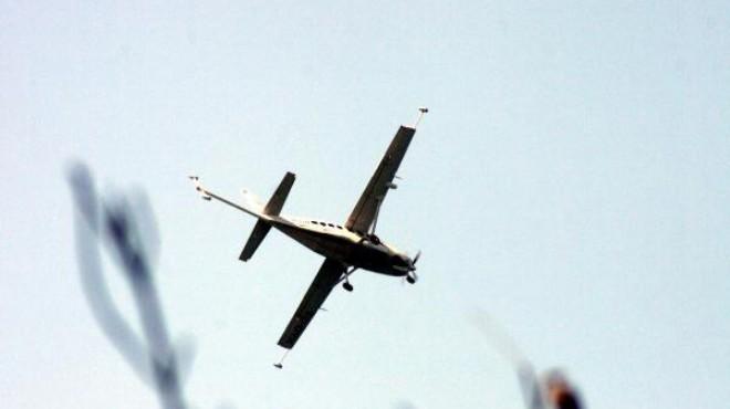 Marmaris'teki o uçağın sırrı çözüldü!