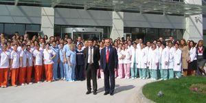 Izmir Medikal Park Hastanesi Tel