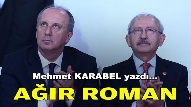 Mehmet KARABEL yazdı... Ağır roman