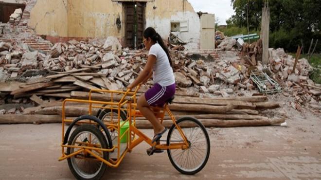 Meksika'daki depremde ölü sayısı 96'ya yükseldi