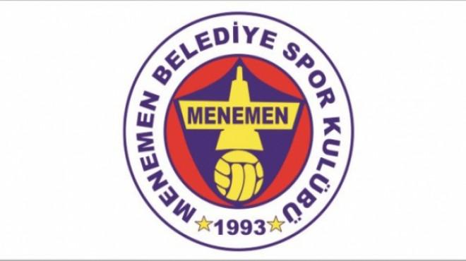 Menemen Belediyespor'da imza şova devam!