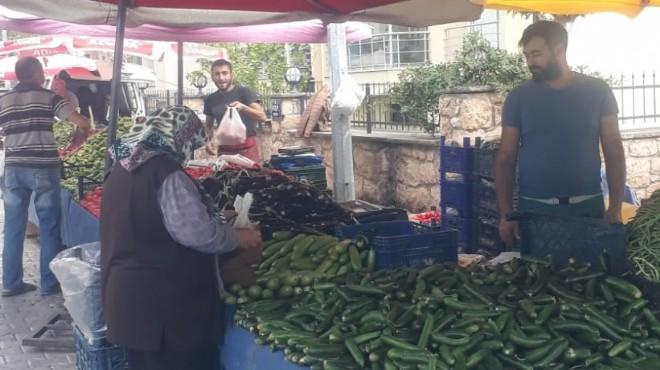 Menemen'deki krizde son perde… Söz verildi, pazar kuruldu!