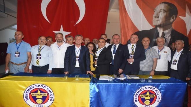 Menemen Spor'da 'ihanet' çıkışı ve flaş AK Parti iddiası!