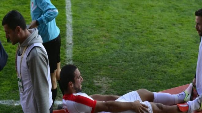 Menemenspor'dan ön libero transferi
