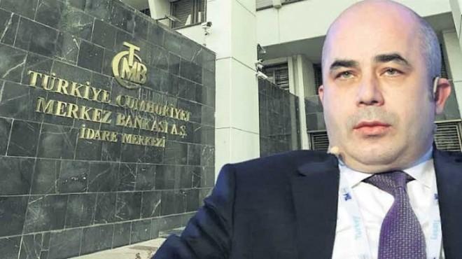 Merkez Bankası'nda yeni dönemin ilk mesajları!