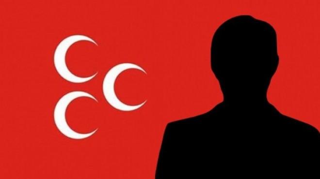 MHP Aydın'ın Büyükşehir adayı belli oldu