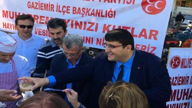 MHP Gaziemir'den kardeşlik kazanı: Başkan Koç'tan mesajlar...